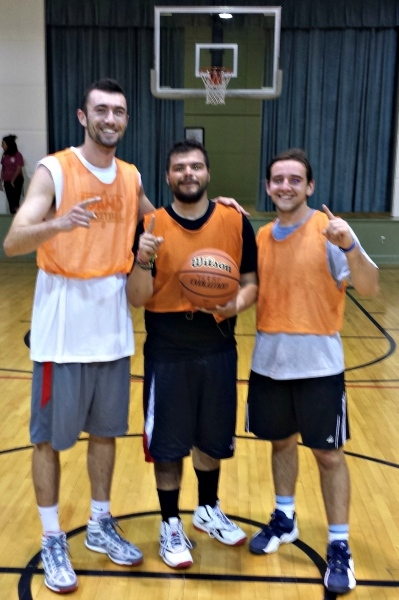 3 on 3 Basketball Parkwide Champs