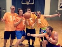 4 on 4 Basketball Champs