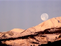 Scenic 3rd Place - Deanie Carlton - Moonset