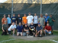 Mammoth - Geezers - 2011 League Softball Championship