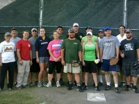 Mammoth - Geezers - 2012 League Softball Champions