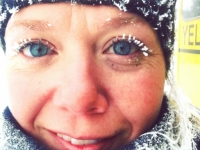 """People 2nd - """"Frosty Lashes"""""""