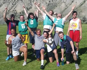 2015 Soccer Winners Go Go Geysers - Old Faithful - Cropped