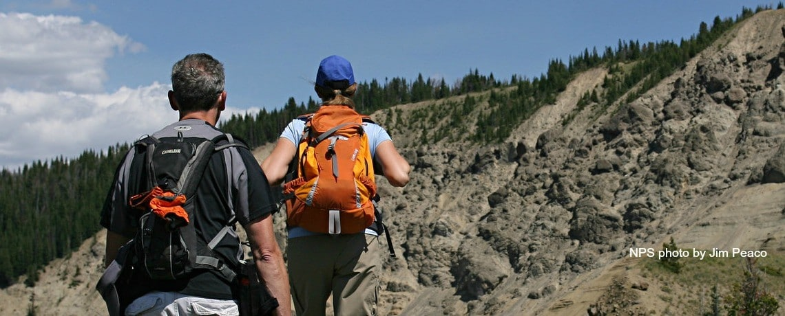 Join the 100 Mile Hiking Club
