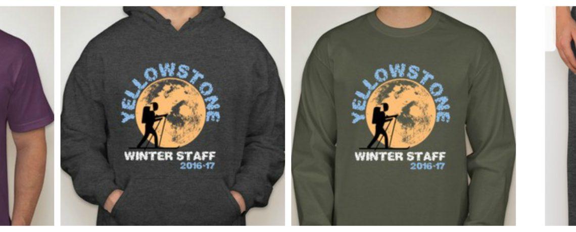 Winter Staff Apparel Items