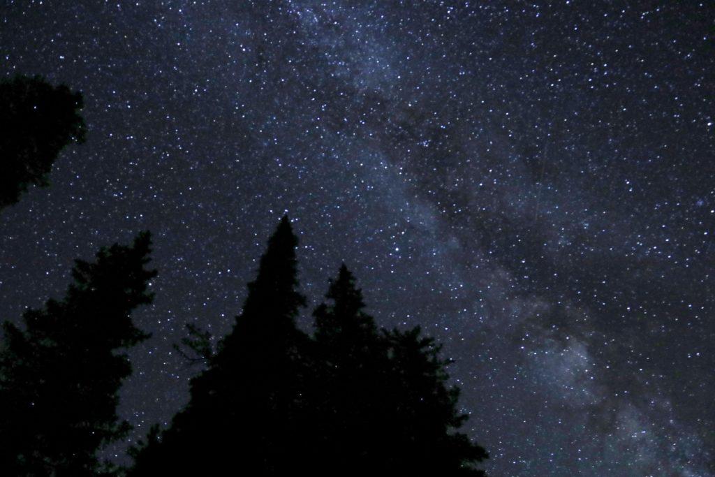 """The Milky Way"" / Night 2nd Place /  Steven M. Derrick II /  Xanterra - Mammoth"